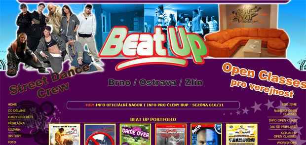 BeatUp - street dance studio